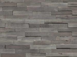 Wandverblender Holz