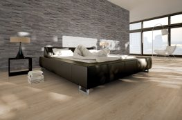 Wandverblender Holz Schlafzimmer