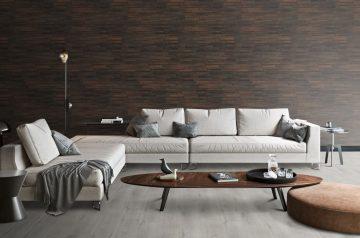 Wandverkleidung Holz